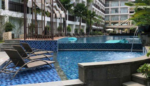 【マリオットプラチナチャレンジ】Fairfield by Marriott Bali Legianに泊まってみた件